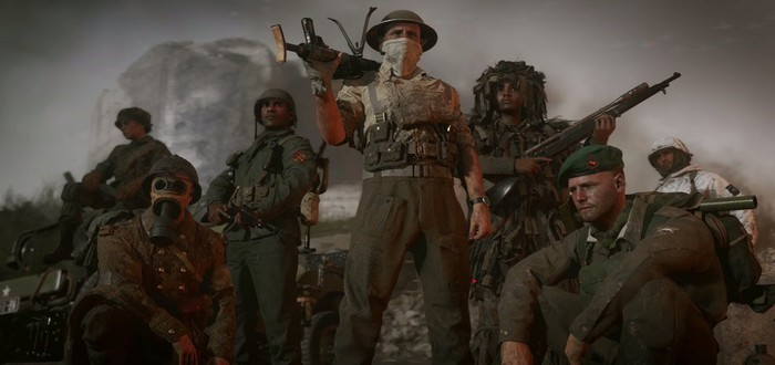 """Документальный трейлер """"Братство героев"""" для Call of Duty: WWII"""