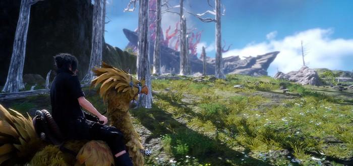 Square Enix продолжит выпускать контент к Final Fantasy XV в 2018