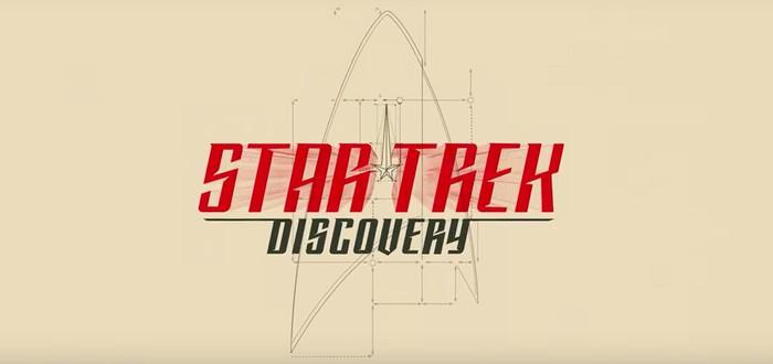 Посмотрите это фантастическое интро Star Trek: Discovery