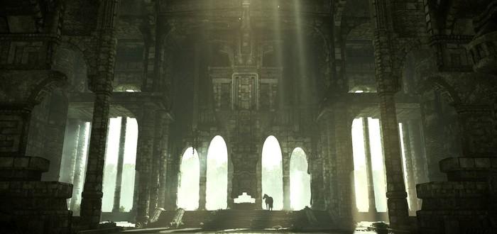 Shadow of the Colossus: сравнение графики на PS2, PS3 и PS4