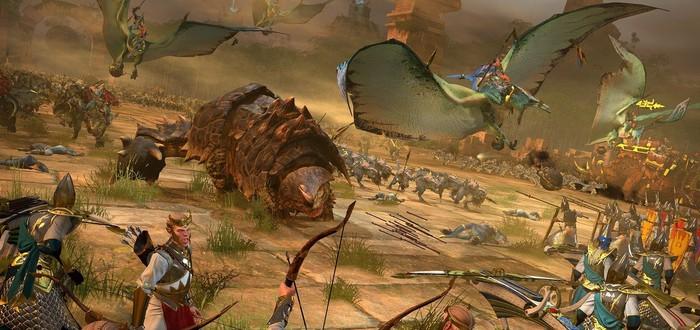 Первые 19 минут геймплея Total War: Warhammer 2