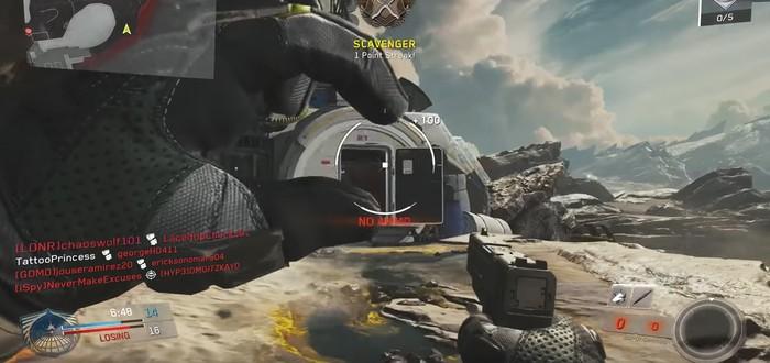 Жестовые войны CoD: Infinite Warfare сделали убийство элегантным