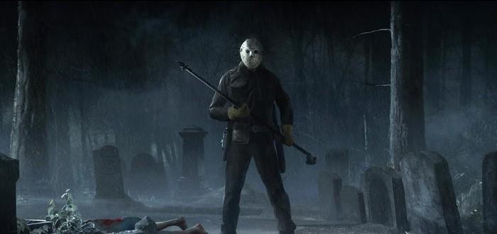 Подробности одиночного режима Friday the 13th: The Game