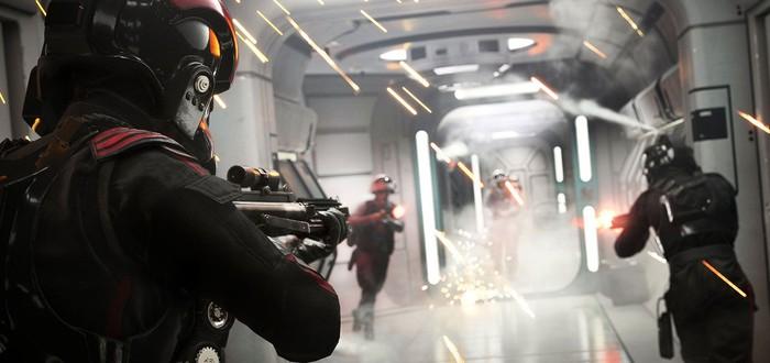 Джон Бойега рассказывает о Star Wars Battlefront 2
