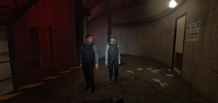 В Half-Life персонажи могут чувствовать запах трупов