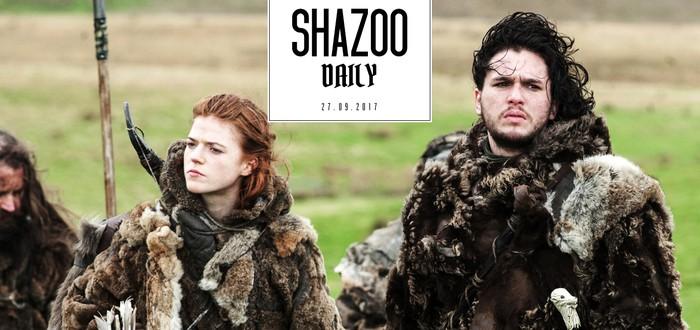 Shazoo Daily: Непродуктивная среда