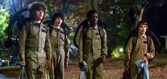Второй сезон Stranger Things — это сиквел