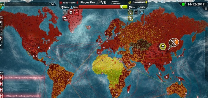 Plague Inc. скачали более 100 миллионов раз