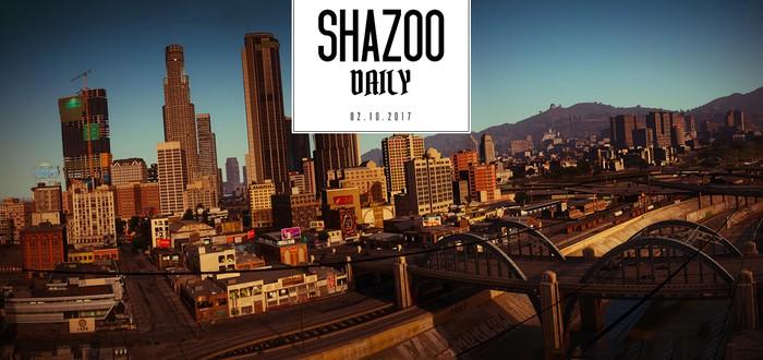Shazoo Daily: Просыпайтесь, сентябрь закончился