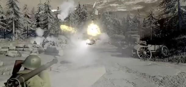 Видео из отмененного проекта Call of Duty Tactics