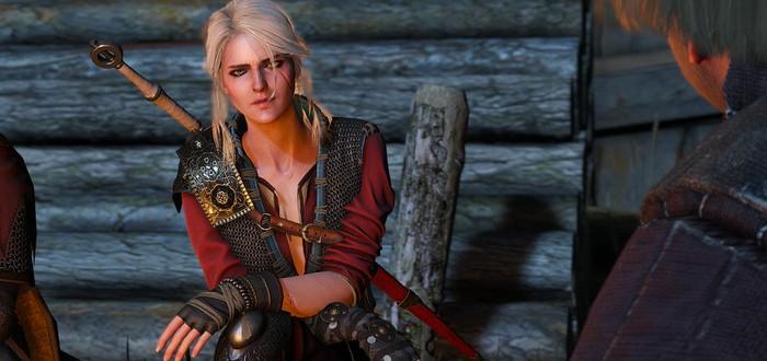 Патч The Witcher 3 для PS4 Pro уже доступен