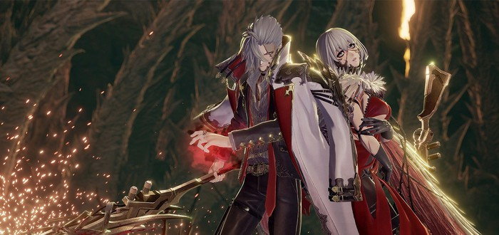 Новые скриншоты Code Vein с персонажами и оружием
