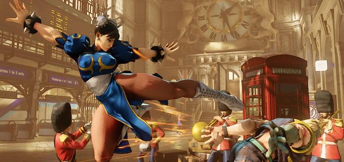 Street Fighter V получит аркадный режим в начале 2018 года