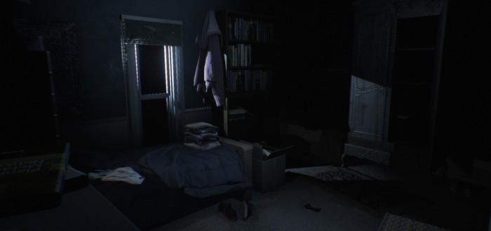 "Visage — наследие Amnesia: The Dark Descent и ""Заклятия"""
