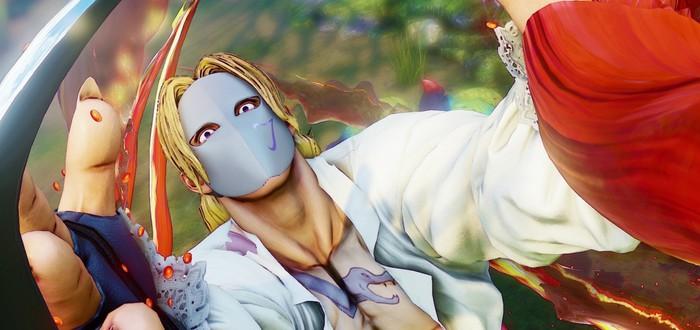Дебютный трейлер Street Fighter 5: Arcade Edition