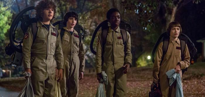 В игре Stranger Things нашли сцену из второго сезона сериала