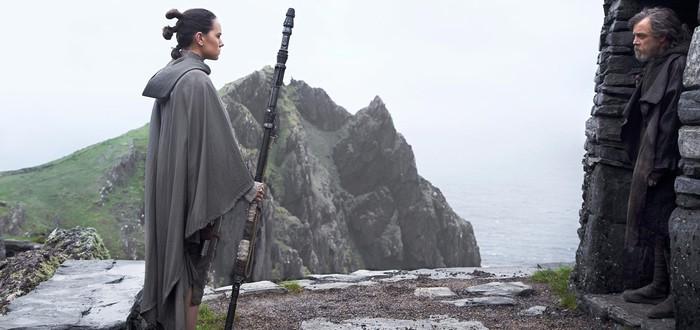 """Новый трейлер """"Последних джедаев"""": Люк берет световой меч"""