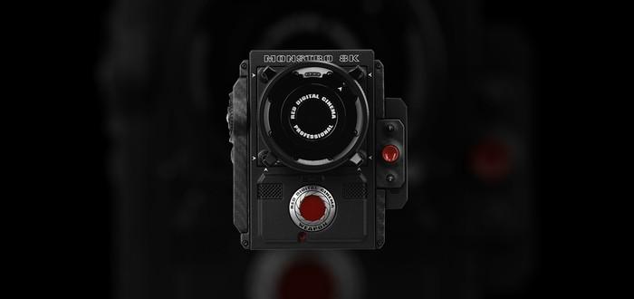 Новая камера RED стоит $80 тысяч и снимает в 8K