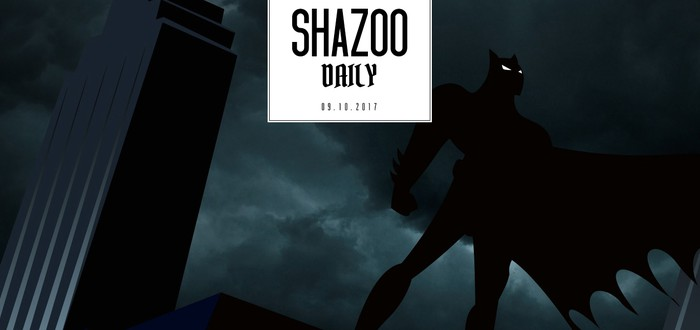Shazoo Daily: Последствия комиккона