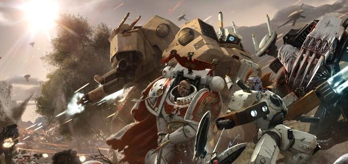 Creative Assembly с удовольствием бы сделала игру во вселенной Warhammer 40K