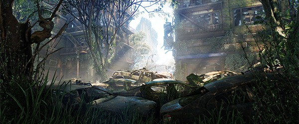 Первое геймплейное видео Crysis 3