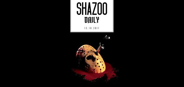 Shazoo Daily: Пятница тринадцатое