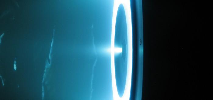 Ионный космический двигатель NASA поставил рекорд скорости
