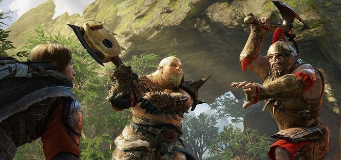 В Middle-earth: Shadow of War можно устроить гладиаторский бой между орками