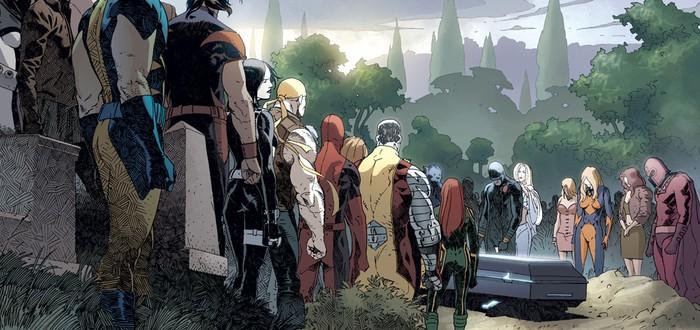 """""""Мстители 4"""" покажут похороны героя"""
