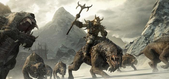 Спецэффекты лайв-экшена Middle-earth: Shadow of War