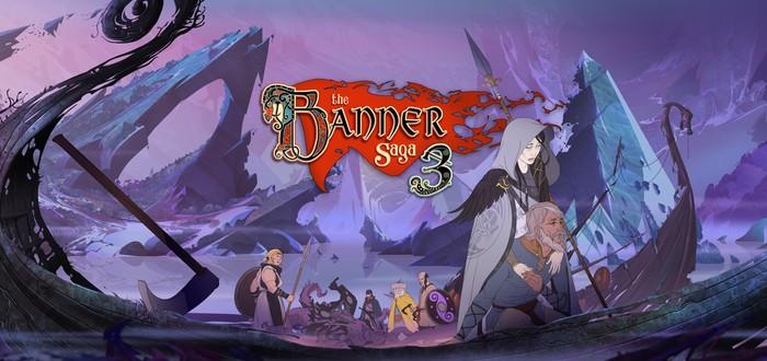 Создатели The Banner Saga 3 представили ключевой арт игры