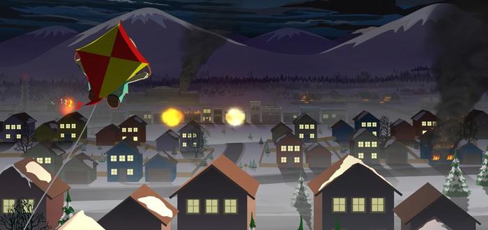 Первые 22 минуты геймплея South Park: The Fractured but Whole