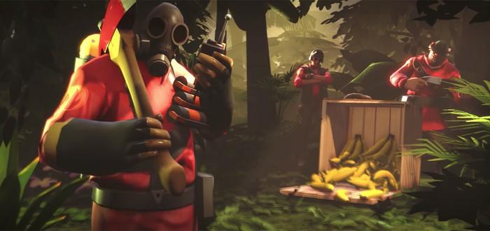 Team Fortress 2 получила огромное обновление на десятую годовщину
