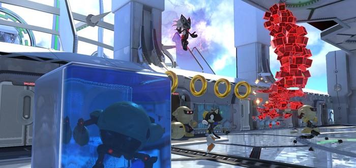 Новые скриншоты и геймплей Sonic Forces