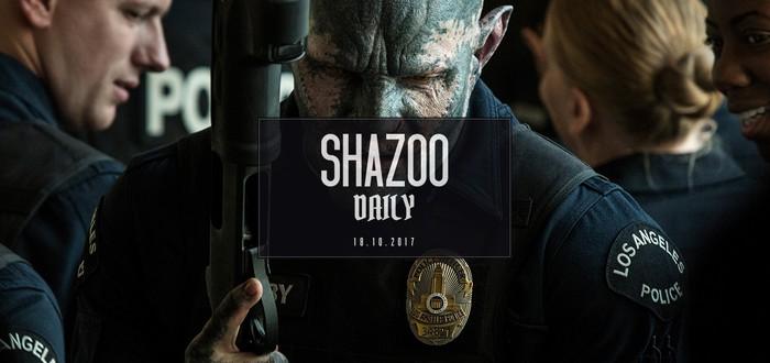 Shazoo Daily: Дни рецензий начались