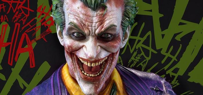 Устрашающая фигурка Джокера от Prime 1 Studio