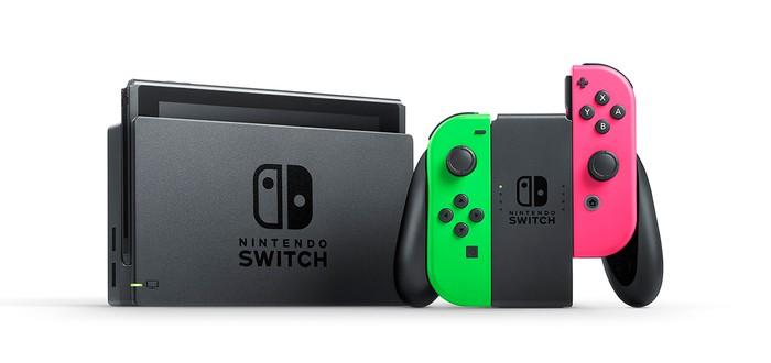 Nintendo Switch третий месяц подряд в топе американских продаж
