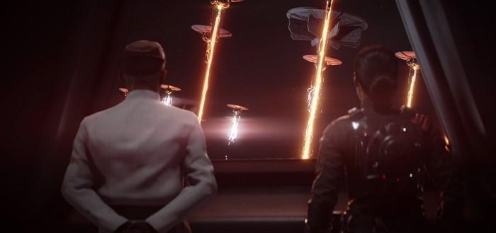 Ролики из первых сюжетных миссий Star Wars Battlefront 2