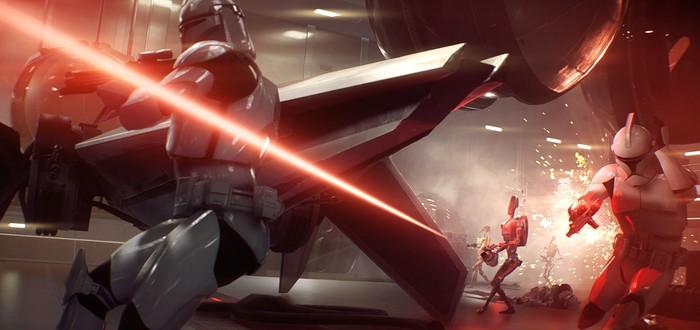 Разработчики Star Wars Battlefront 2 понимают беспокойство геймеров в отношении микротранзакций