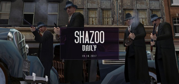Shazoo Daily: Время старых игр