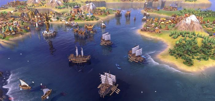 Вечерний стрим Shazoo: Civilization 6 с новым дополнением