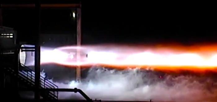 Blue Origin успешно протестировала новый ракетный двигатель