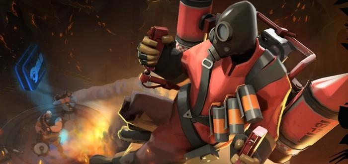 Поджигатель из Team Fortress 2 получил джетпак