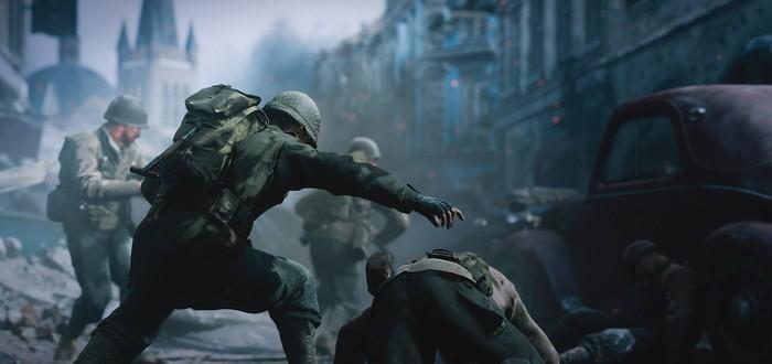 Полный список достижений Call of Duty: WWII