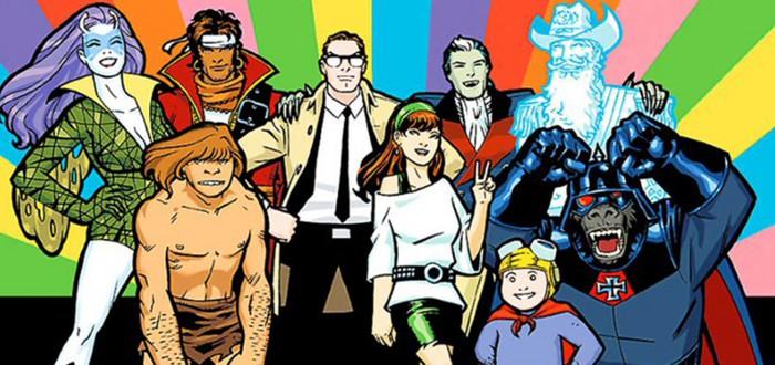 CW экранизирует комикс Doctor Thirteen