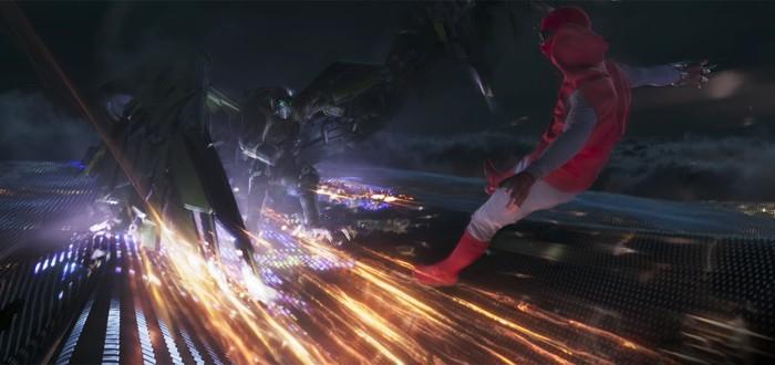 Spider-Man: Homecoming — Как создавались графические эффекты в сцене на самолете