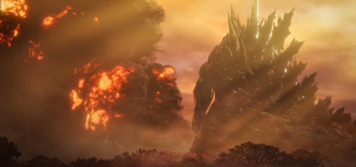 Новый трейлер аниме Godzilla от Netflix