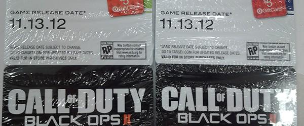 Релиз Call of Duty: Black Ops 2 – 13-го Ноября