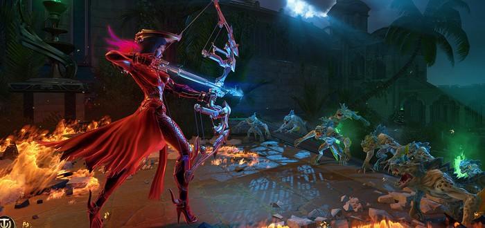 Skyforge выйдет на Xbox One