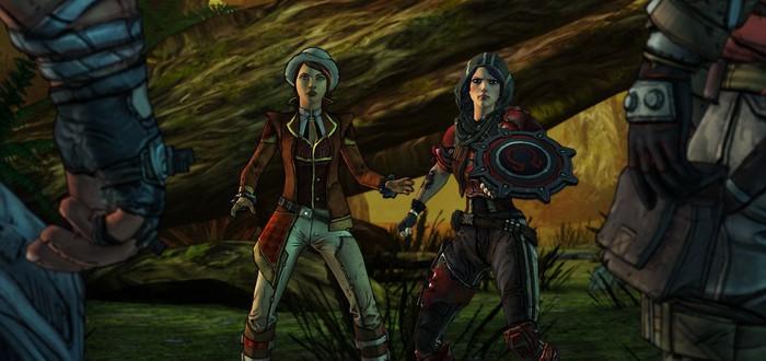 Подписчики Xbox Live Gold получат в ноябре Tales from the Borderlands